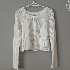 White Aerie Sweater